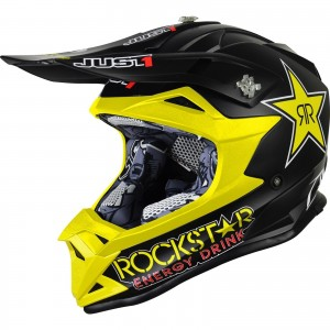 The Just1 J32 Pro Motocross Helmet