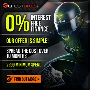 Spread the Cost  – 0% Finance