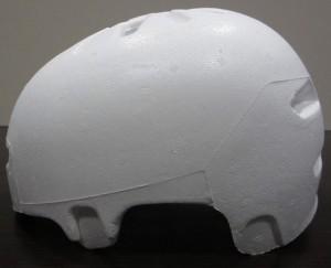 EPS Foam Helmet