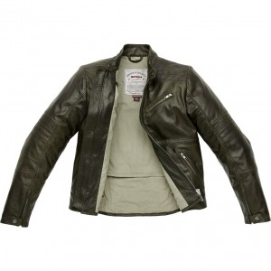 15236-Spidi-Garage-Leather-Motorcycle-Jacket-Titanium-1138-3