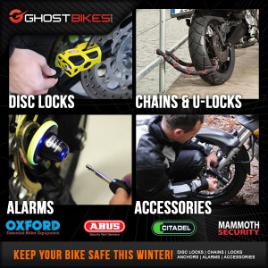Keep Your Bike Safe – Locks and Accessories