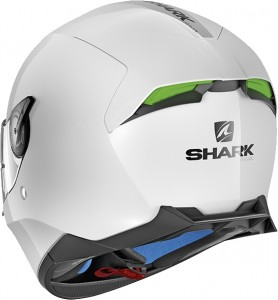 Shark Skwal 2 Blank White 03