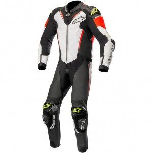 15492-Alpinestars-Atem-v3-1-Piece-Leather-Motorcycle-Suit-Black-White-Red-Fluo-919-1
