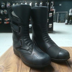 The Alpinestars Roam 2 Motorcycle Boots