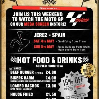 Destination MotoGP Event - May-3