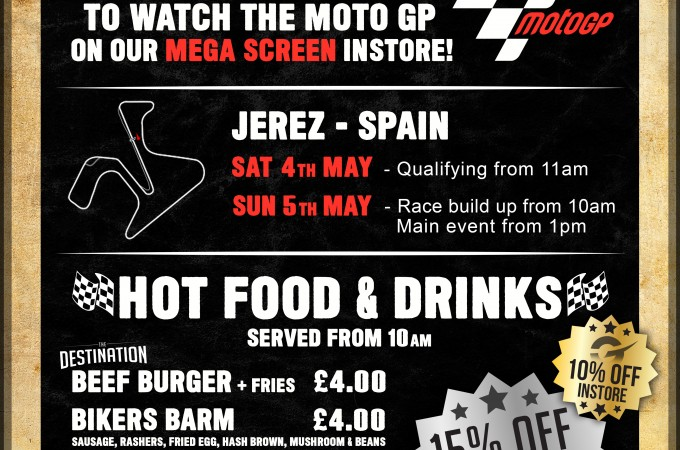 Destination MotoGP Event - May-3